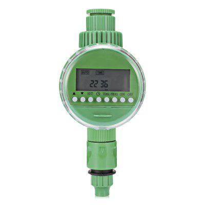 Smart Automatic Intelligent Watering Timer Irrigation Controller with LCD Display Battery Operated