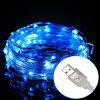 5-10m 50-100 LEDs String Lights Copper Wire USB Operated Waterproof Decorative Fairy Starry Lights