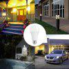 ZDM 2PCS 7W E27 Radar Induction And Light-Operated Intelligence LED Light Bulb Dusk To Dawn Safety