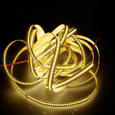 5M 16.4FT High brightness 2835 SMD 1200LED Flexible Ribbon Tape Lamp High Density Linear Light DC12V