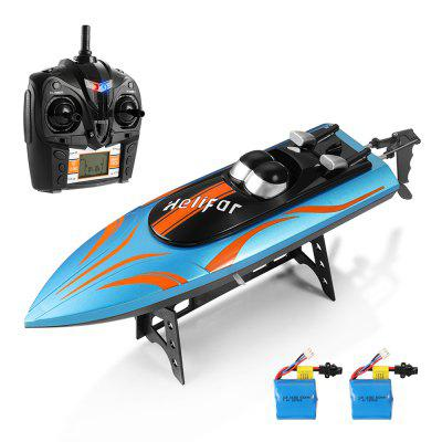helifar H112 RC Boat With Two Batteries
