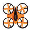 helifar F36 Mini 2.4GHz 4CH 6 Axis Gyro Quadcopter with Headless Mode Speed Switch