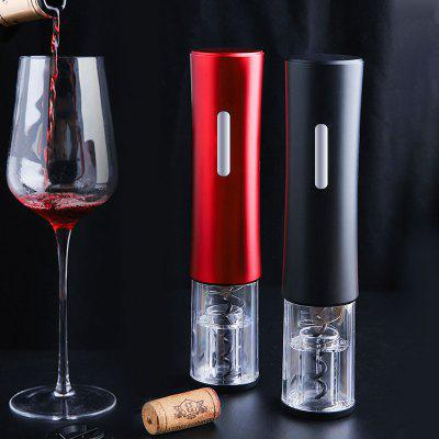 LEEHUR Dry Battery Electric Wine Openers  with Foil Cutter Kitchen Tools