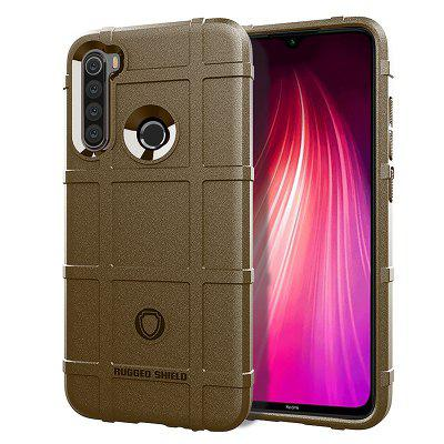 LEEHUR TPU Protective Phone Case Armour Cover for Xiaomi Redmi Note 8T