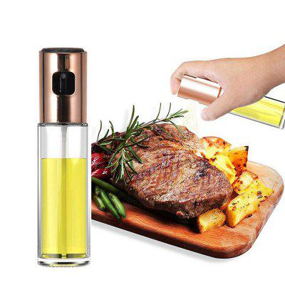 LEEHUR Kitchen Gadget  Glass Oil Can Barbecue Spray Bottle Fuel Injection Bottle Kitchen Accessories