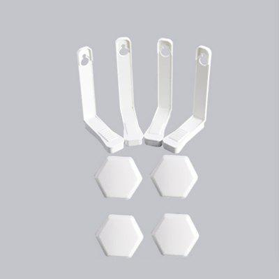 Quilt Sheet Holder Clips Non-slip Single Quilt Cover Fixed Clips Bed Sheet Cover fixed buckle