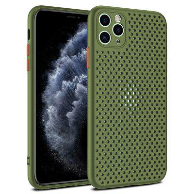 Soft TPU Phone Case Hollow Heat Dissipation for Apple iPhone 6 6S Plus 7 8 Pro X XS XR Max