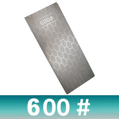Diamond Knife Sharpening Stone 400 1000 600 Sharpener Ultra-thin Honeycomb Surface Whetstone Kitchen Grinding Tools