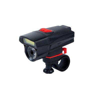 Bicycle Light Bike LED Front 6 Mode Waterproof Handlebar Flashlight Headlight Night Riding Safty Lamp Cycling Lights