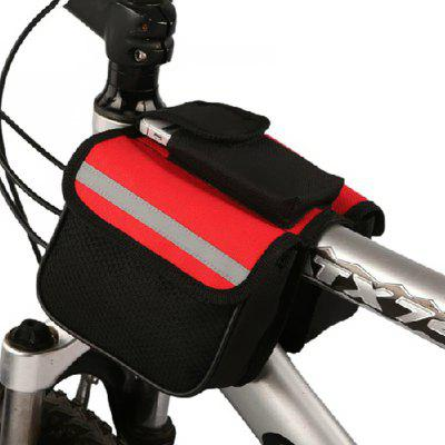 Bicycle Frame Tube Bag Cycling Pannier Bags MTB Road Bike Accessories