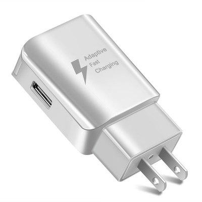 Phone Charger Adapter USB 2.0 Charging Head for Samsung Huawei Xiaomi LG Mobile Phones
