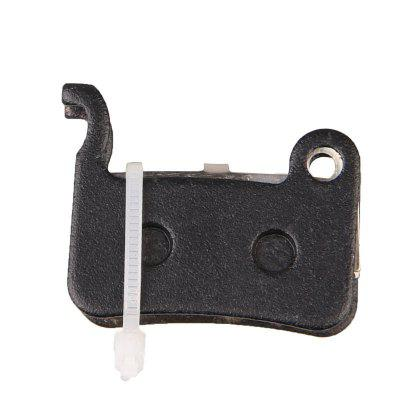1 Pair Bicycle Semi-Metallic Disc Brake Pads for SHIMANO M355/M375/M395/M415/M416/M445/M446/M447/M475/M485/M495/M515/M525/M535