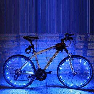 Bike Light 20LED Bicycle Wheels Spoke Flash Lamp Outdoor Cycling Accessories