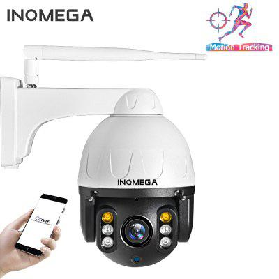 IP camera INQMEGA 1080P PTZ automatic tracking outdoor waterproof mini high speed dome camera