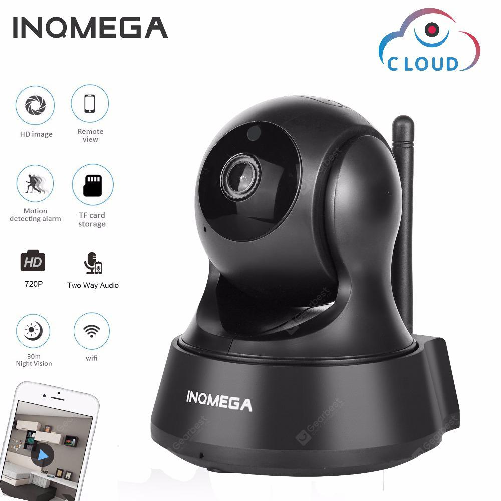 INQMEGA 720P IP Camera Wireless Cloud Storage Wifi Security Surveillance Camera Home