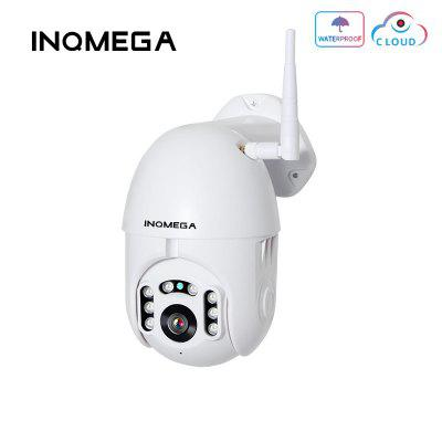 Cámara IP INQMEGA WiFi 2MP 1080P Inalámbrico PTZ Speed Dome CCTV IR