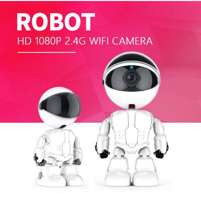 INQMEGA 1080P Cloud WIFI Robot Camera Surveillance Security Home IP Camera