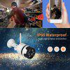 INQMEGA Outdoor IP Camera  Wifi 1080P  Waterproof Security Camera