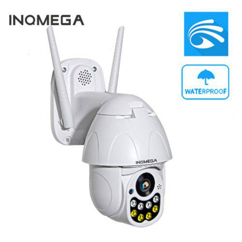 IP Speed Dome IP Camera INQMEGA PTZ WiFi 1080P 2MP Waterproof Outdoor  Camera ONVIF IR YOOS