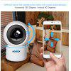INQMEGA 1080P Cloud Wireless IP Camera Intelligent Auto Tracking Of Human CCTV Network Mini Wifi Cam