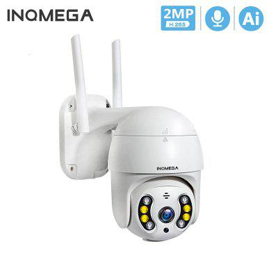 INQMEGA 1080P PTZ Wireless IP Camera Outdoor Waterproof 4X Digital Zoom Speed Dome Camera