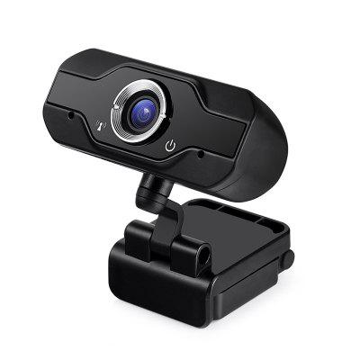INQMEGA Webcam 1080P HDWeb Camera with Built-in HD Microphone