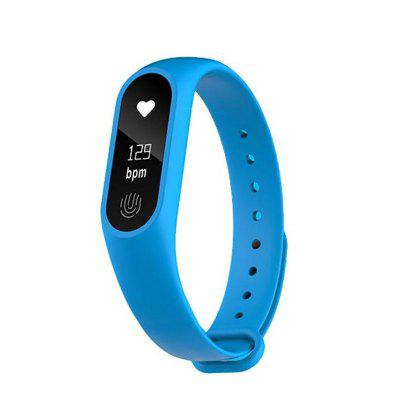 smart bracelet 0.87 inch OLED screen with touch heart rate blood pressure monitoring