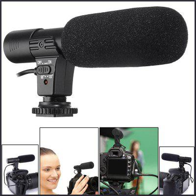 Microphone Digital Video Recording Interview High Fidelity HD Mini Microphone Cell Phone Microphone