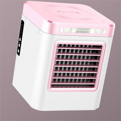Mini Air Cooler Negative Ion Air Conditioning Fan Dormitory Office Outdoor Universal Usb Cooling Fan