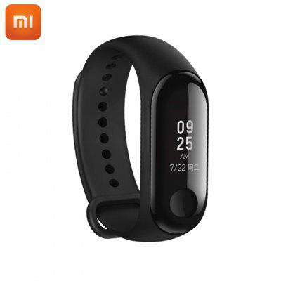 xiaomi band 3 Smart Wristband With OLED Touch Screen Waterproof Heart Rate Fitness Tracker Bracelet