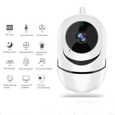 720P Cloud Wireless IP Camera Intelligent Auto Tracking Human Home Security CCTV Network Mini Camera