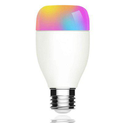LED RGBW Color Changing Smart LED Light Bulb Dimmable Night Light Work with Alexa and Google Home