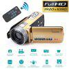 24 Million Infrared Night Vision HD Video Camcorder 1080P Digital Camera LED Digital Zoom Camcorder