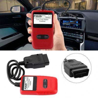 Car Code Fault Reader Scanner OBD2 Auto Engine Diagnostic Reset Tool Adapter Auto Diagnostic Tools