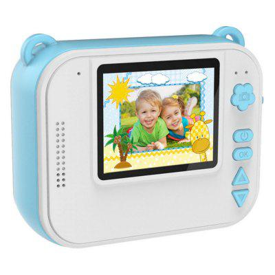 ChildrenToy Education Mini Video Digital Camera Shooting and Printing Machine Mini Rechargeable