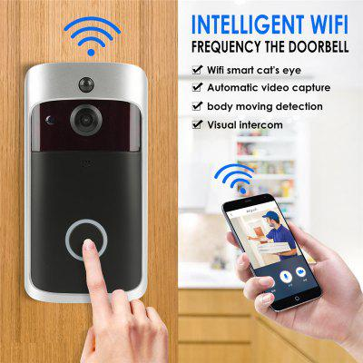 Smart Home System WiFi Ring Doorbell Smart Wireless Bell Video Camera Phone Intercom Home Security