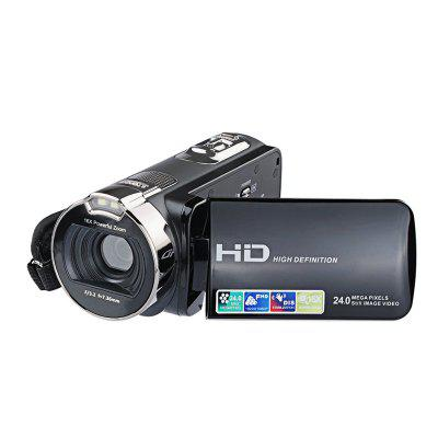 Digital Camera Camcorders Kimire HD Recorder 1080P 24 MP 16X Powerful Digital Zoom Video Camcorder