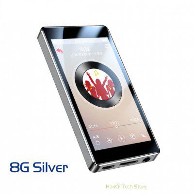 MP4 Player Built-in Speakers 3.0 Inch Touch screen Ultra thin Music Player Video playback FM E-book