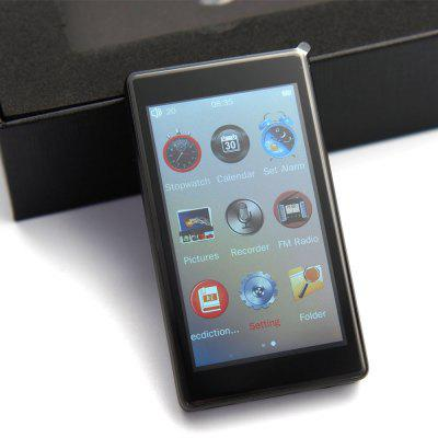 Budget Multifunctional RUIZU MP4 Player with Built-in Microphone 3.0-inch Touchscreen for Under $40!