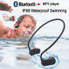 Bone Conduction Bluetooth 5.0 With MP3 Player IPX8 Waterproof Swimming Outdoor Sport Earphones MP3
