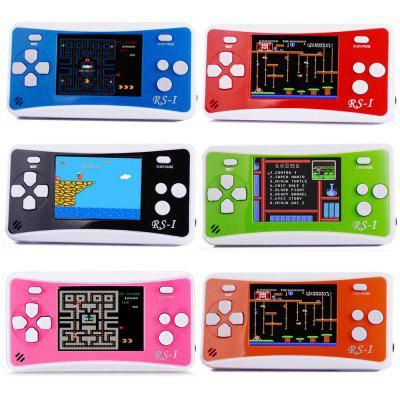 LCD Video Game Player Portable Arcade Handheld Game Console Built in 152 Retro Classic Games