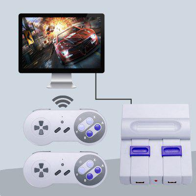Mini Handheld TV Video Game Console Wireless Game Controllers Retro Game Built-in 333 Classic Games