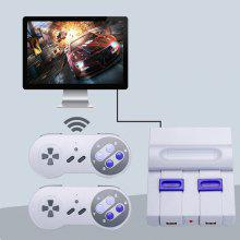 Mini Handheld TV Video Game Console Wireless Game Controllers Ρετρό παιχνίδι Ενσωματωμένο 333 Classic Games