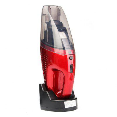 Cordless Mini Portable Vacuum Cleaner for Car Dry Wet Handheld Super Suction Dust Collector Cleaning