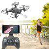 Mini RC Drone with Camera Wifi FPV Foldable Altitude Hold Quadcopter Remote Control Helicopter Toys