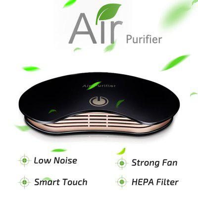 Formaldehyde Smell Removal Car Air Purifier Anion Ionizer Household Sterilize Auto Air Freshener