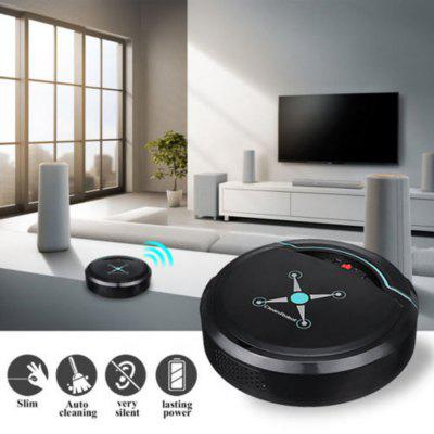 Intelligent Automatic Sweeping Robot Household USB Rechargeable Automatic Smart Robot Vacuum Cleaner