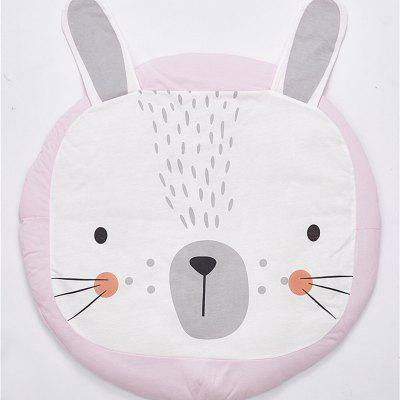 Baby Infant Play Mats Kids Round Crawling Carpet Floor Rug Baby Bedding Blanket Cotton Play Game Pad