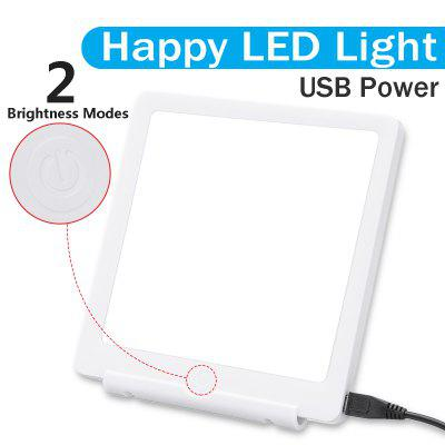 LED Lamp SAD Phototherapy Light 10000 LUX Bionic-Daylight Affective Disorder USB Therapy Adjustable