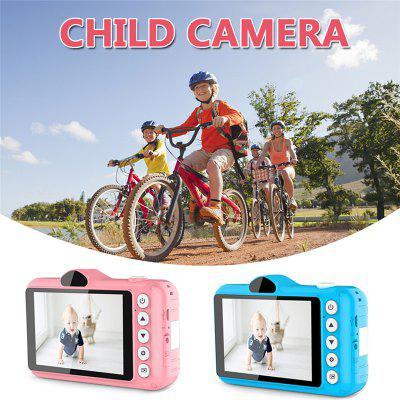 Color Screen Children Mini Cute Digital Camera 1080P HD Children Toys Video Recorder Camcorder Child